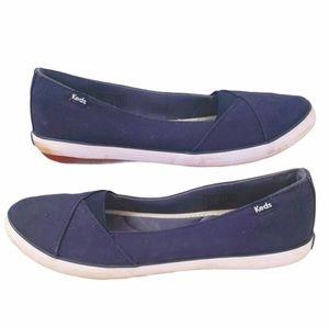 keds ortholite shoes blue cali Slip Ons 8 Sneakers
